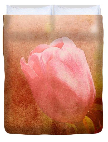 Tulip Dream Duvet Cover by Arlene Carmel