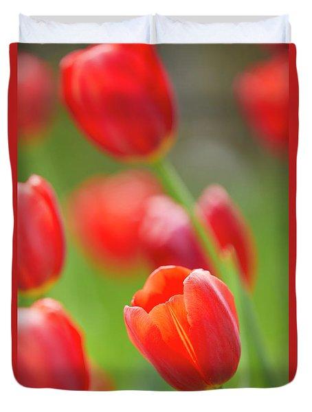 Tulip Inspiration Duvet Cover