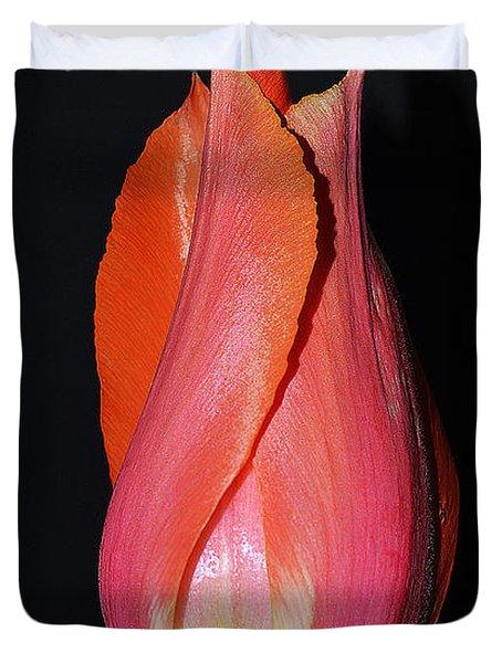 Tulip Model Nr. 1 Duvet Cover by Felicia Tica