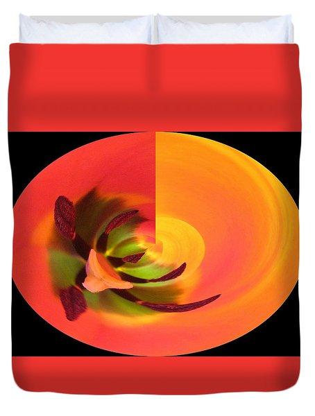 Tulip Mystery Duvet Cover