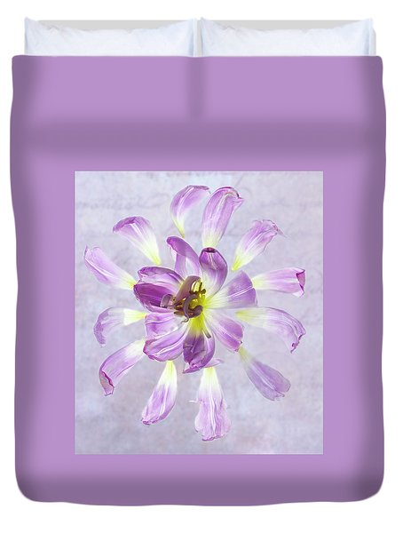 Tulip Patterns  Duvet Cover