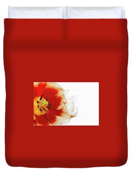 Tulip Statement Duvet Cover
