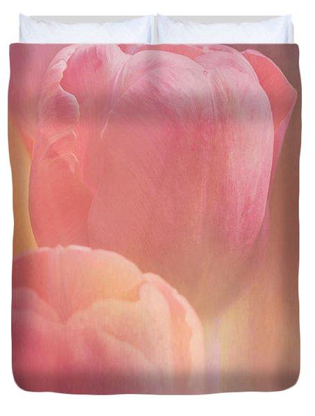 Tulip Sunshine Duvet Cover