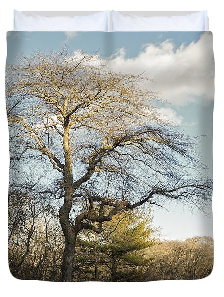 Tupelo Tree Duvet Cover