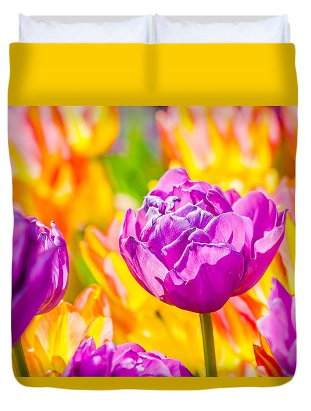 Tulips Enchanting 06 Duvet Cover