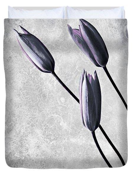 Tulips Duvet Cover by Jacky Gerritsen