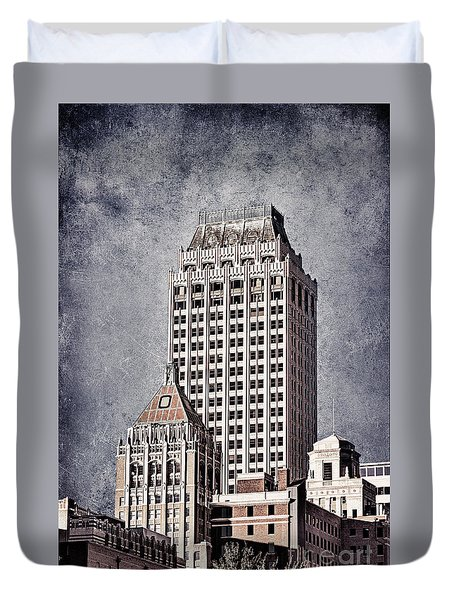 Tulsa Art Deco I Duvet Cover