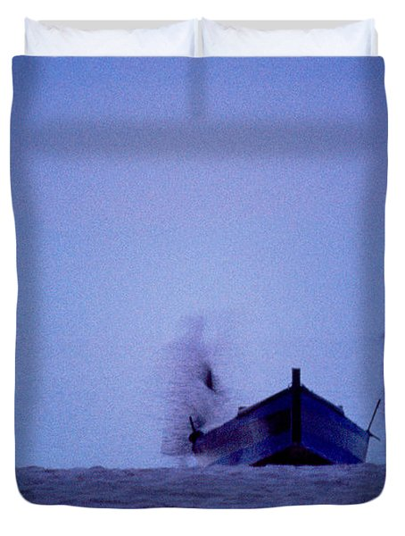 Tunesian Night Duvet Cover