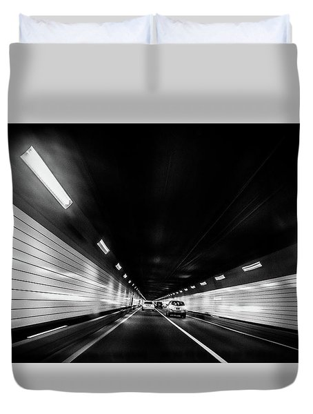 Tunnel Duvet Cover
