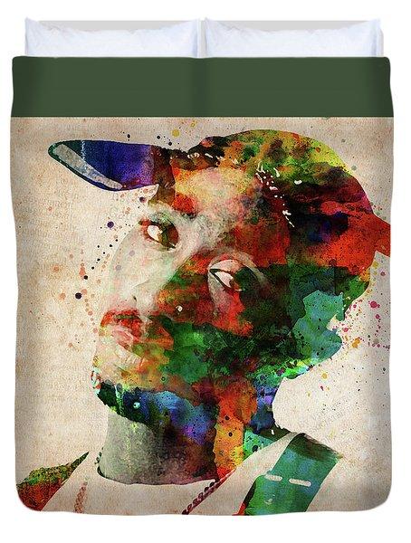 Tupac Shakur Duvet Cover
