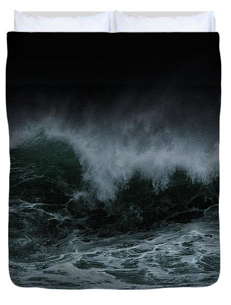 Turbulence Duvet Cover