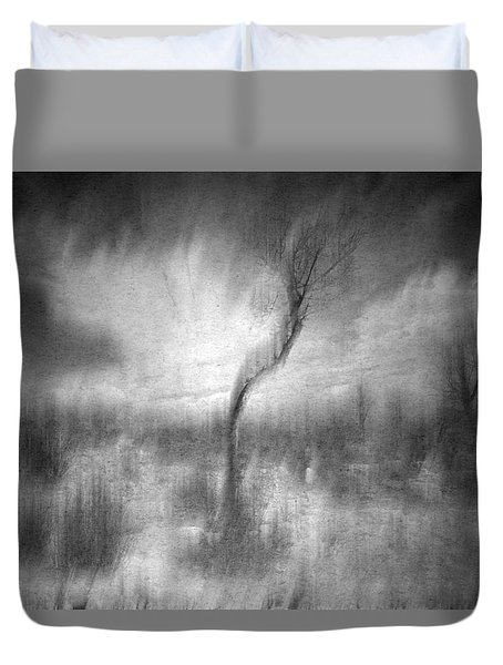 Turn Around  Duvet Cover