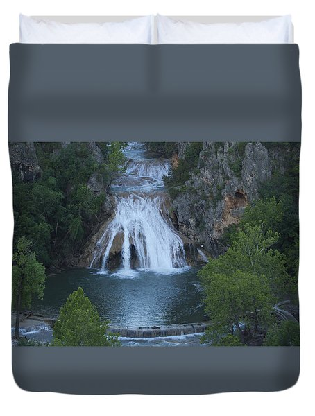 Turners Fall Duvet Cover