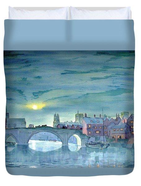 Turner's York Duvet Cover