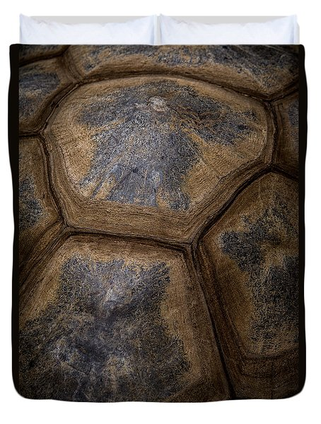 Turtle Shell Duvet Cover