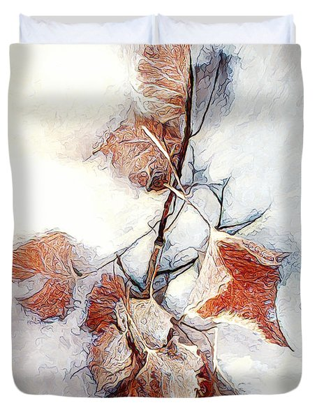 Twigged Duvet Cover