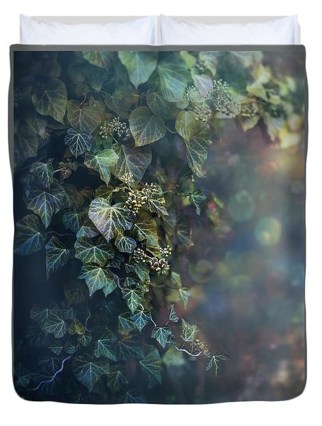 Twilight And Shadow Duvet Cover