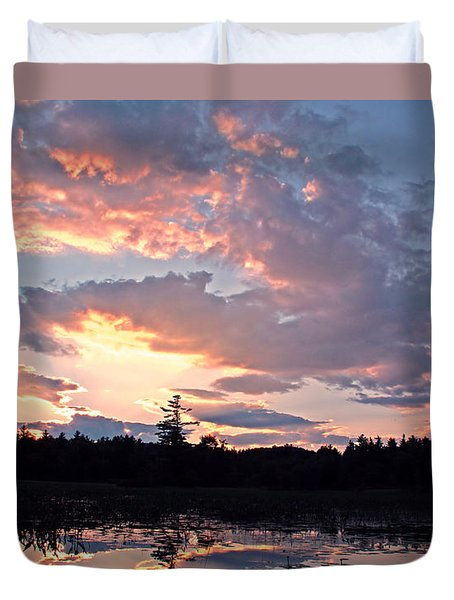Twilight Glory Duvet Cover