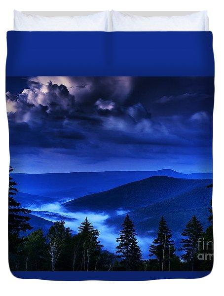 Twilight Thunderhead Duvet Cover