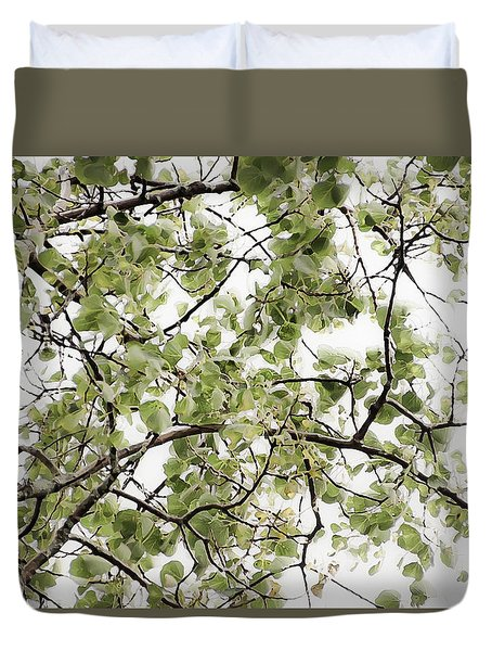 Twist And Turn - Duvet Cover