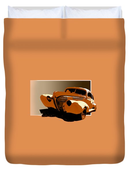 Twisted 40 Duvet Cover