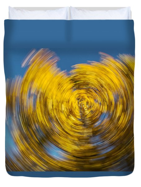 Twisted Colors Duvet Cover