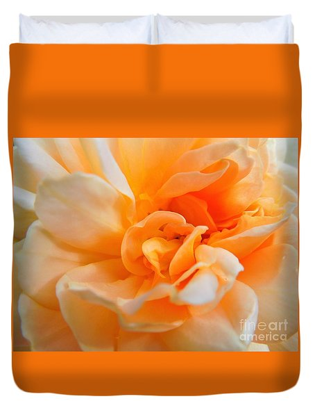 Twisted Dreamsicle Duvet Cover