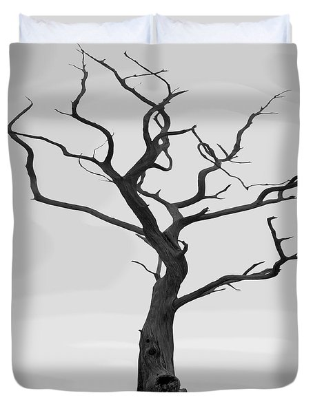 Twisted Duvet Cover by Mike McGlothlen