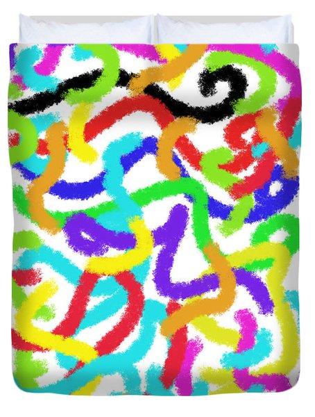 Twister Duvet Cover