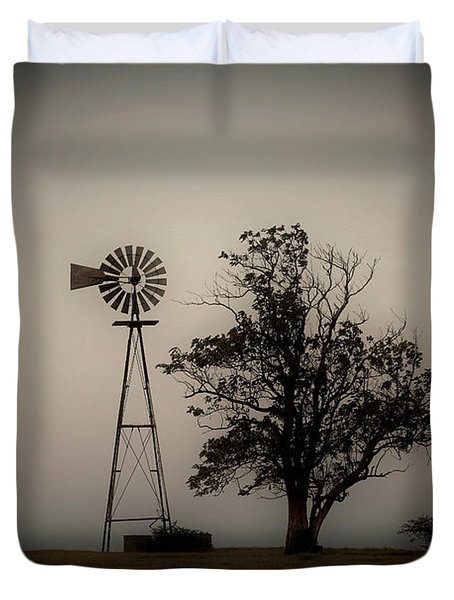 Two Old Friends Duvet Cover