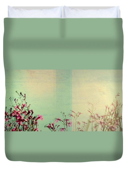 Two Sides Duvet Cover by Mark Ross