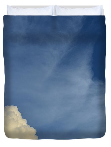 Two Tone Clouds 9384 Duvet Cover