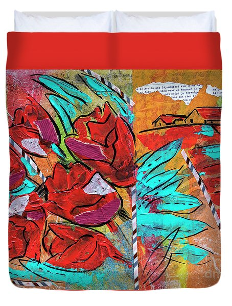 typical Holland Duvet Cover