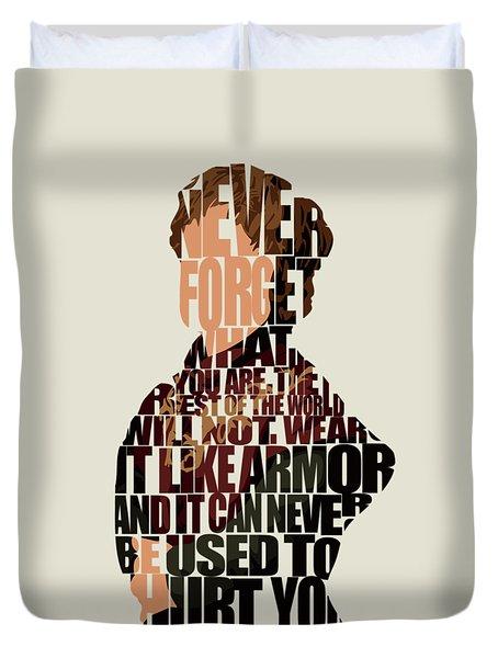 Tyrion Lannister Duvet Cover
