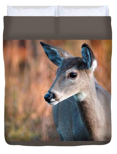 Tzavaot Duvet Cover by Bill Stephens