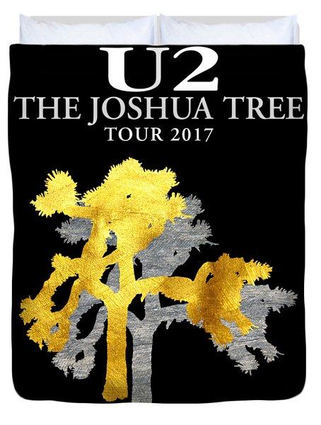U2 Joshua Tree Duvet Cover