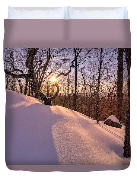 Unbroken Trail Duvet Cover