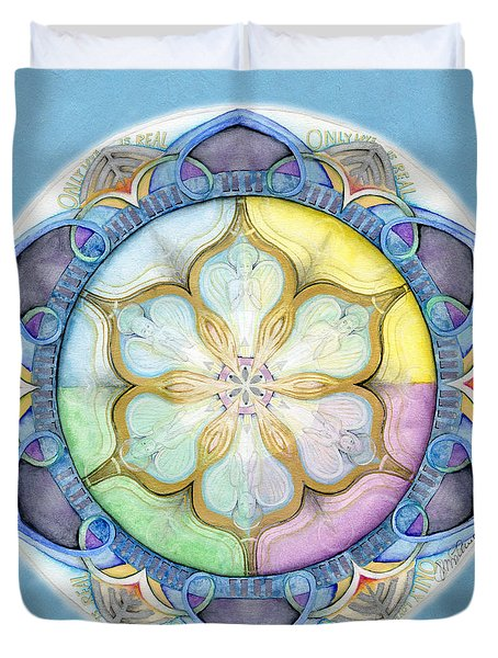 Unconditional Mandala Duvet Cover