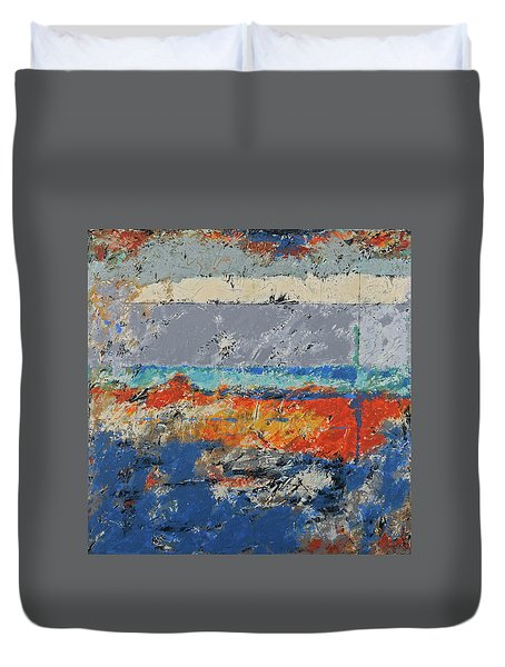 Uncovered Duvet Cover
