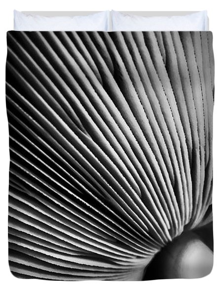 Under A Mushroom Duvet Cover