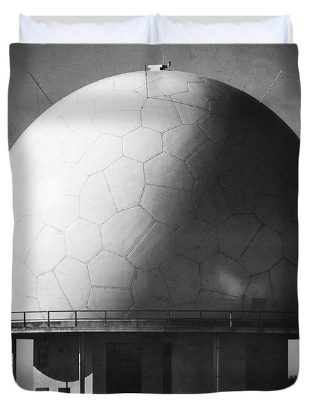 Under The Dome Duvet Cover