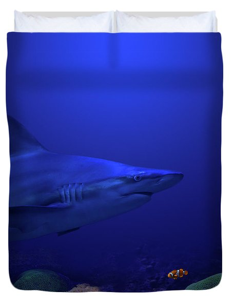 Under The Sea Duvet Cover