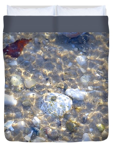 Under Water Duvet Cover