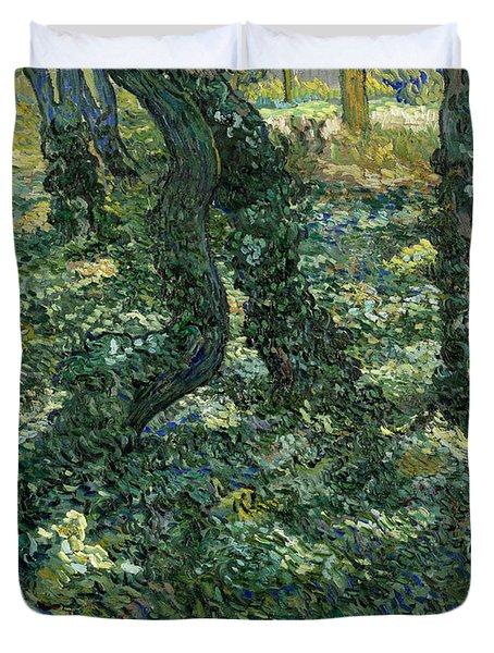 Undergrowth Duvet Cover