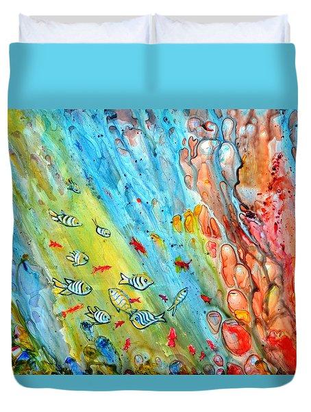 Underwater Magic Series 4 Duvet Cover