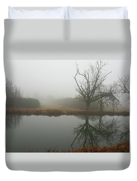 Underworld Guardian  Duvet Cover
