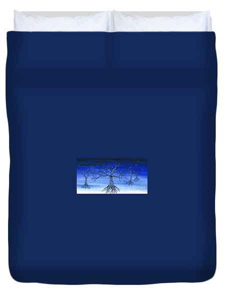 Underworld Duvet Cover