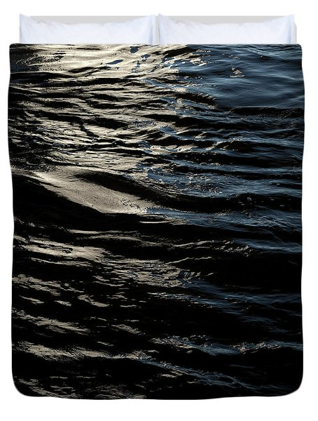 Duvet Cover featuring the photograph Undulation by Eric Christopher Jackson