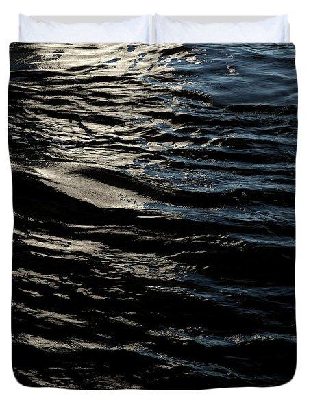 Undulation Duvet Cover
