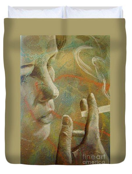 Unfold Duvet Cover